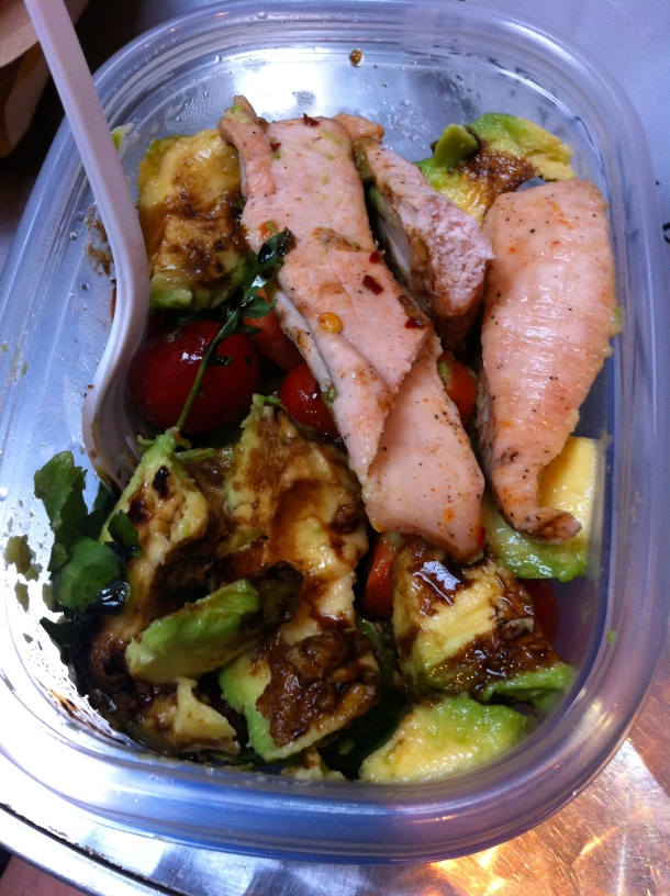 Chicken Breast & Avocado Salad